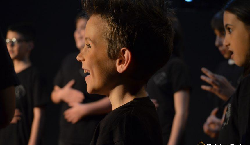 Corso di Teatro Under 8
