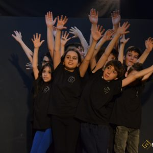 Corso di Teatro Under 10